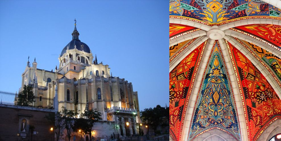 Catedrales de Madrid: La Almnudena