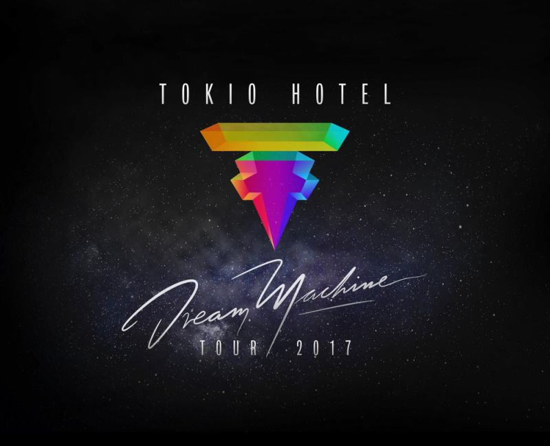 tour dream machine de tokio hotel