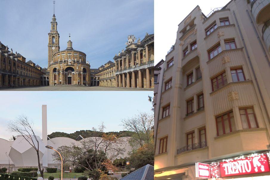 Arquitectura española en el Franquismo