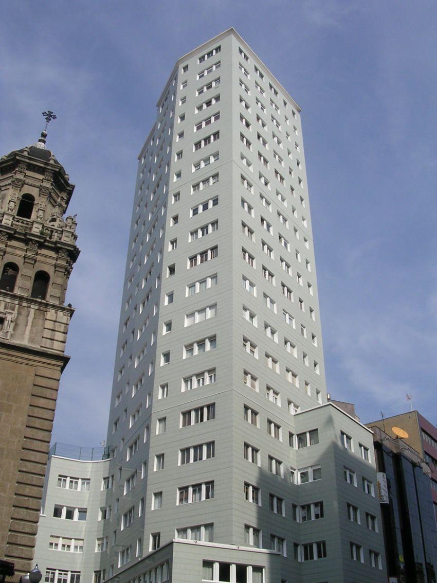 Banco Urquijo o Torre de Bankunión