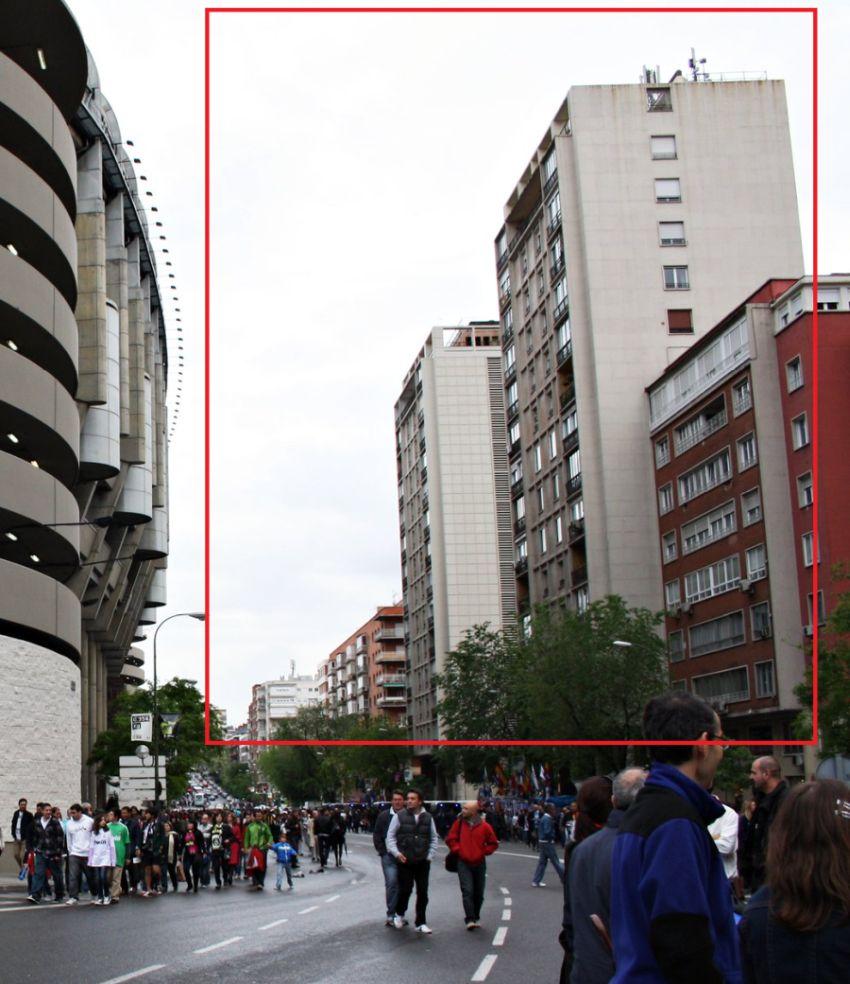 Concha Espina 8 y 6, entre los primeros rascacielos españoles