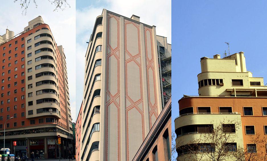 Edifici Fàbregas o rascacielos Urquinaona