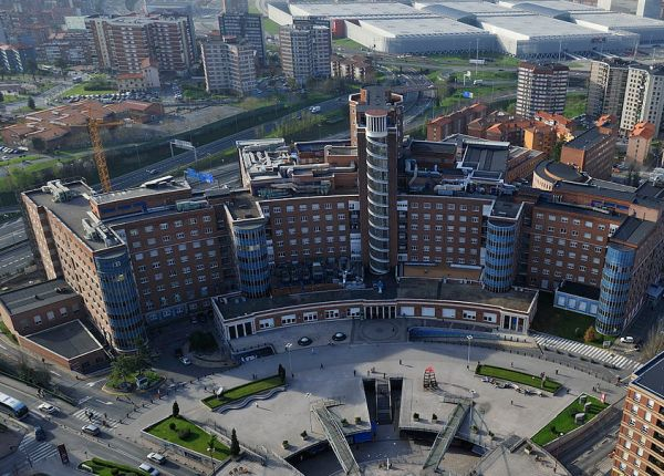 rascacielos de españa país vasco
