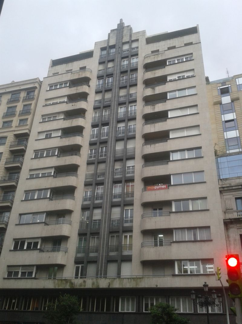 Rascacielos Curbera, Vigo Art Decó