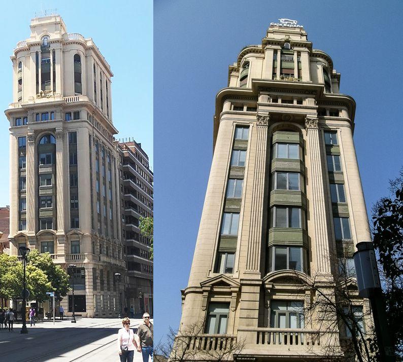 Zaragoza y su lugar entre los rascacielos españoles
