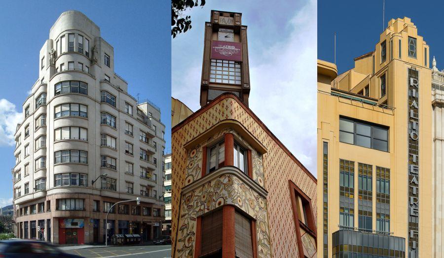 Arquitectura Art Decó España