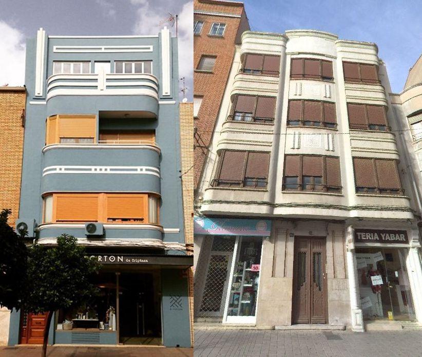 Arquitectura Art Decó en Castilla La Mancha