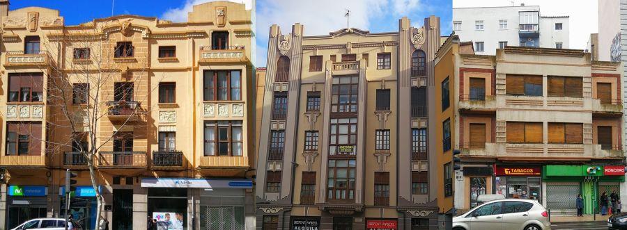 Arquitectura Art Decó en Zamora ciudad de Castilla y León