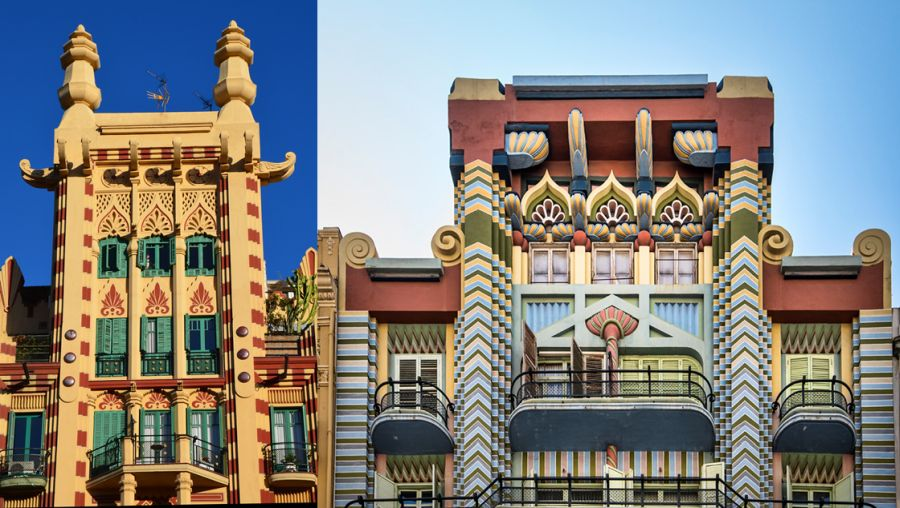 Regionalismo Decó, un tipo de arquitectura Art Decó en España