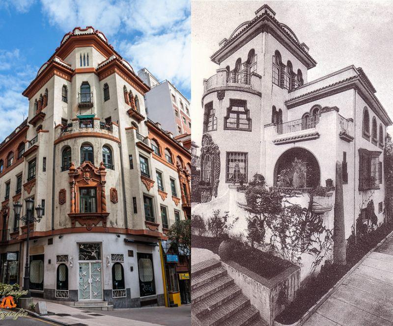 Regionalismo y arquitectura Art Decó en Oviedo