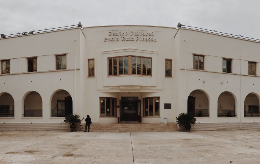 Art Decó en Málaga, Centro Cultural Pablo Ruiz Picasso de Torremolinos