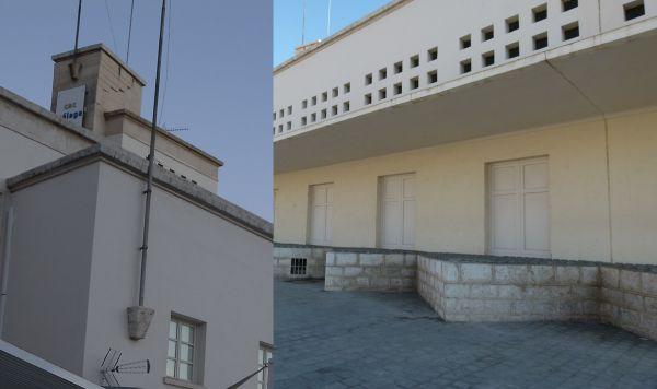Art Decó en Málaga en el antiguo Mercado de Mayoristas