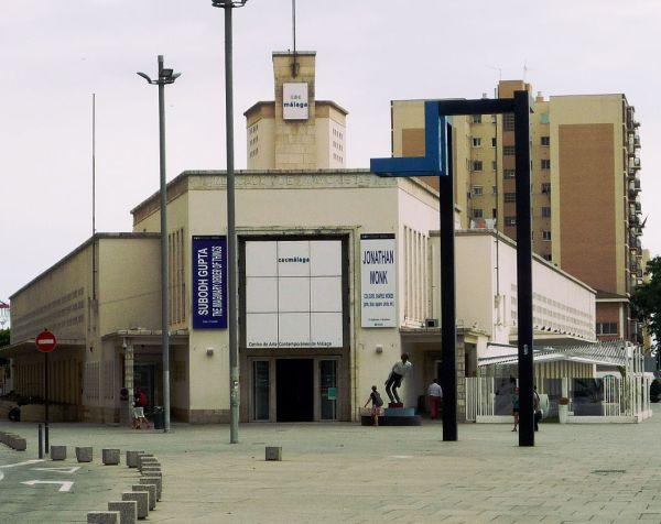 CAC Málaga es Racionalismo con Art Decó