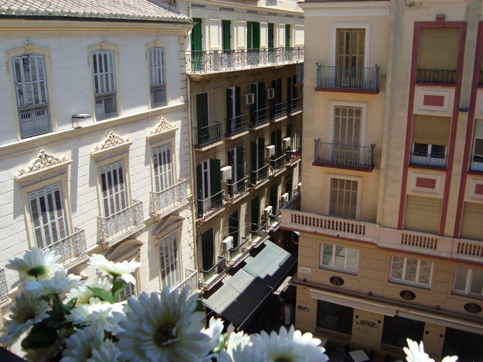 Calle Calderería, Art Decó en Málaga