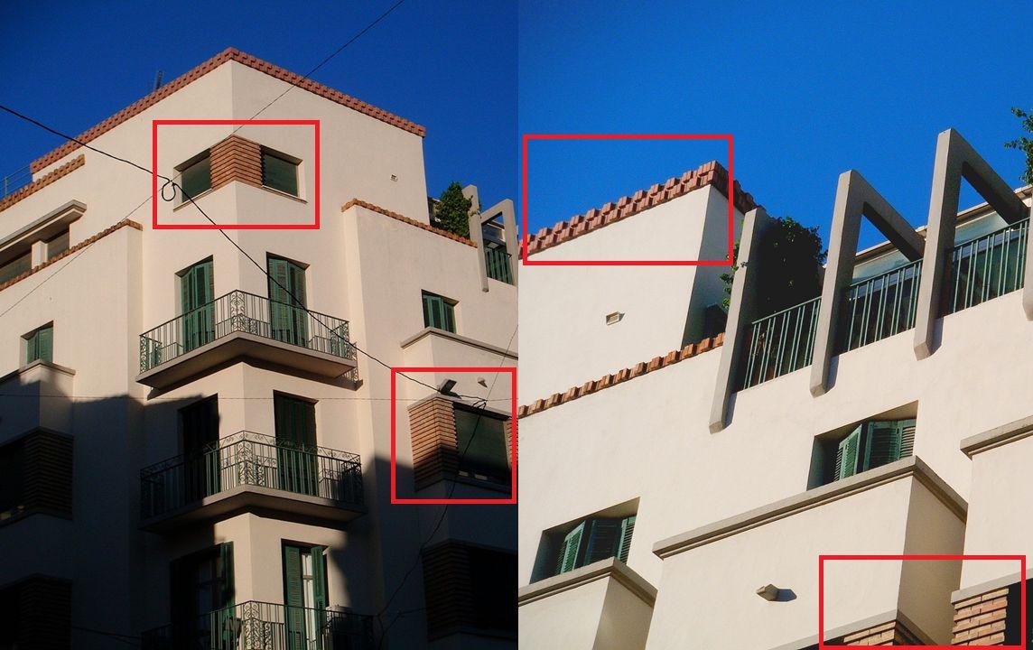 Granada 23, Art Decó en Málaga
