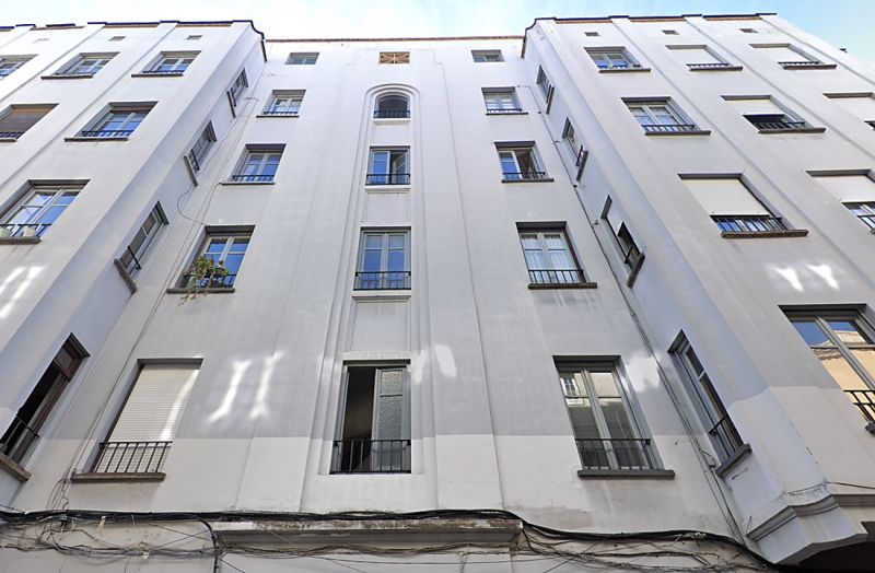 Zigzag Moderne del Art Decó en Málaga