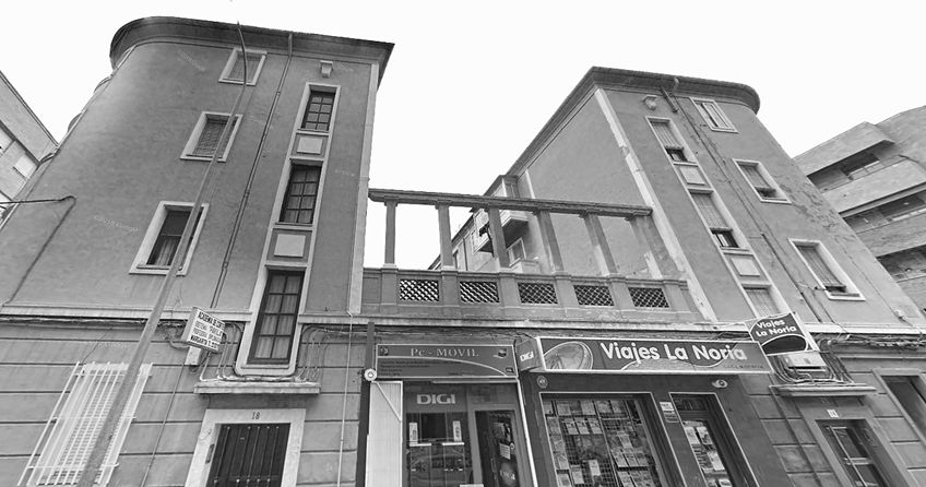 Art Decó de Autarquía en Albacete