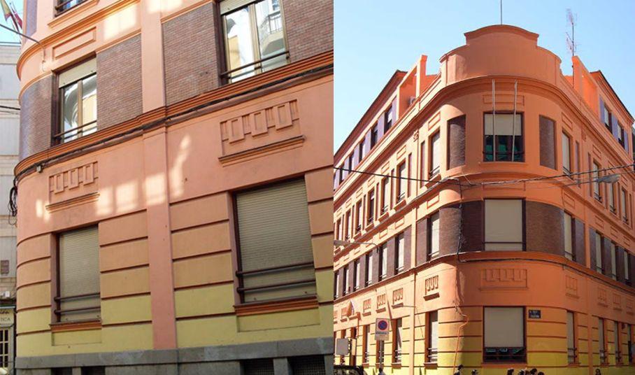 Art Decó de Castilla-La Mancha, Cámara de la Propiedad Urbana Ciudad Real