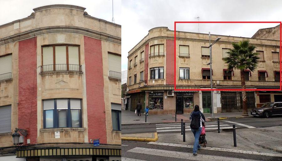 Art Decó de Castilla-La Mancha, Calle Postas 9, Ciudad Real
