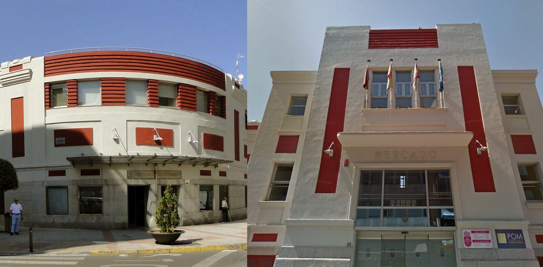 Art Decó de Castilla-La Mancha: Mercado de Abastos en Ciudad Real