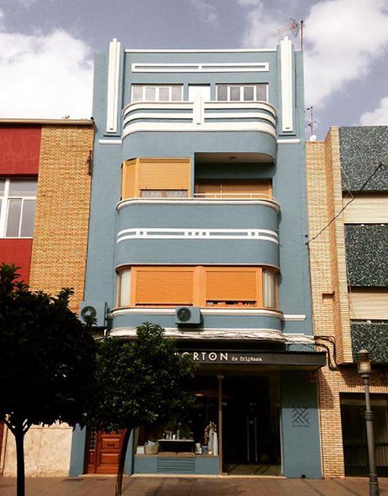 Art Decó de Castilla-La Mancha en Alcázar de San Juan