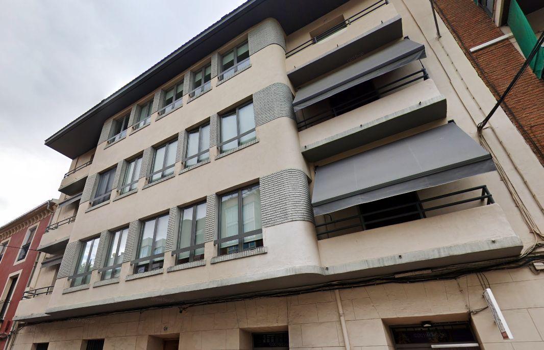 Art Decó de Castilla-La Mancha en calle de las Torres, 14 Cuenca