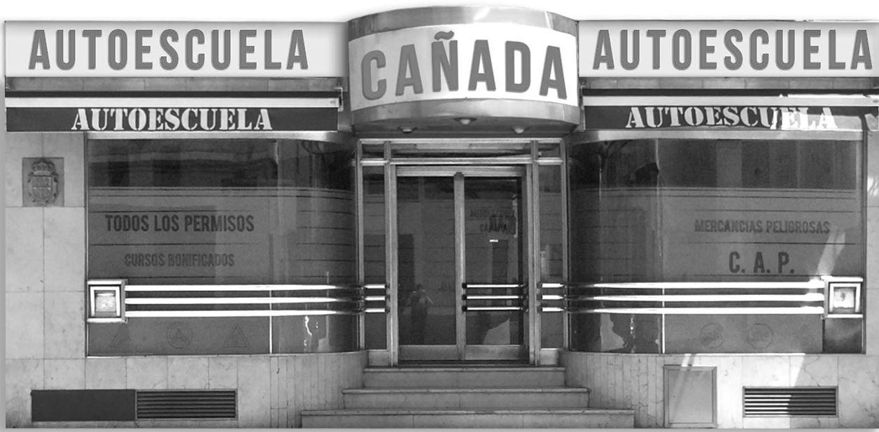 Autoescuela Cañada, Art Decó de Castilla-La Mancha en Cuenca