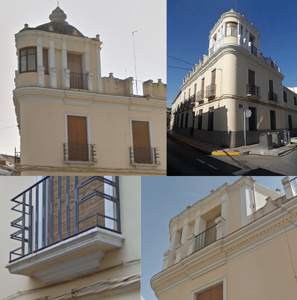 Art Decó de Castilla-La Mancha Daimiel