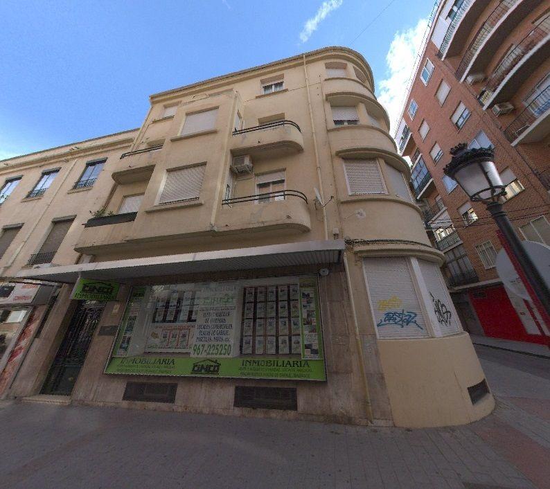 Calle Rosario 57 Albacete, Art Decó de Castilla-La Mancha