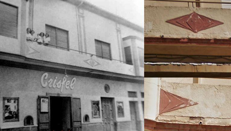 Cine Crisfel, Art Decó Alcázar de San Juan