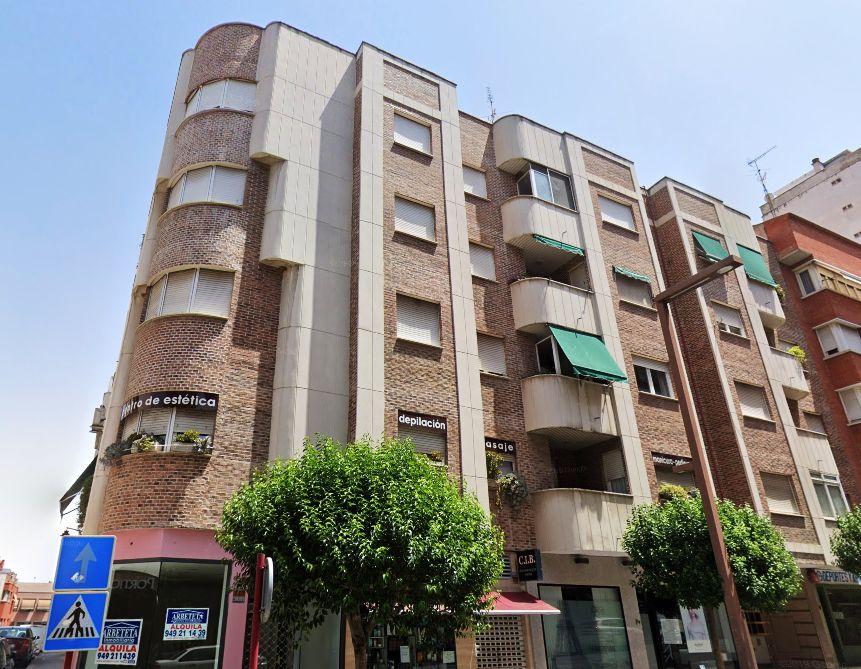 Edificio Guadalajara Neo Art Decó de Castilla-La Mancha