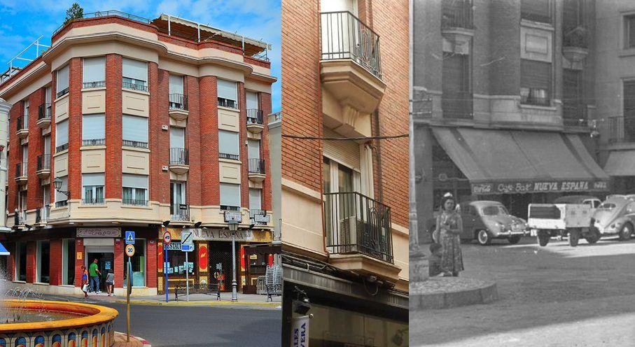 Edificios Art Decó de Castilla-La Mancha en Talavera de la Reina