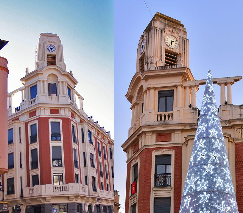 Art Decó de Castilla-La Mancha en Talavera de la Reina