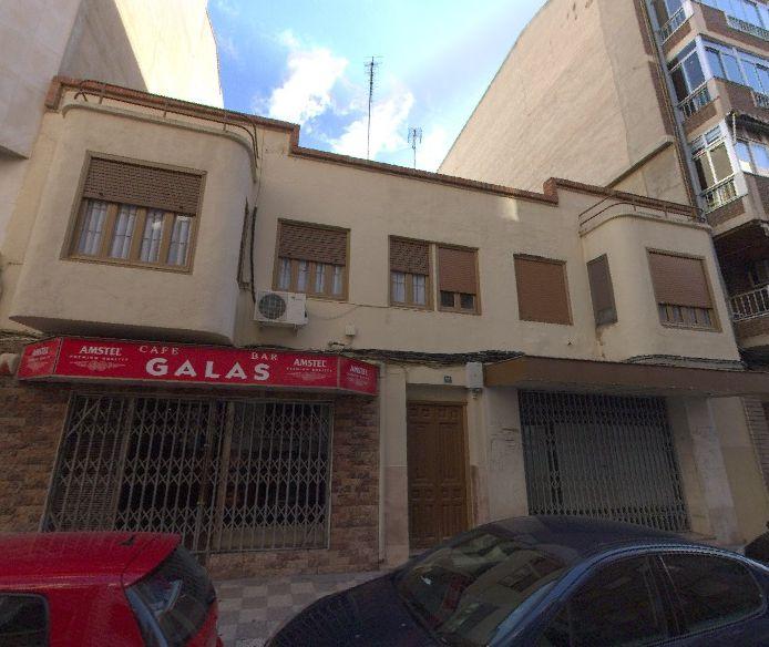 Racionalismo Decó en la arquitectura de Albacete