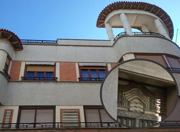 Arquitectura racionalista en Castilla-La Mancha