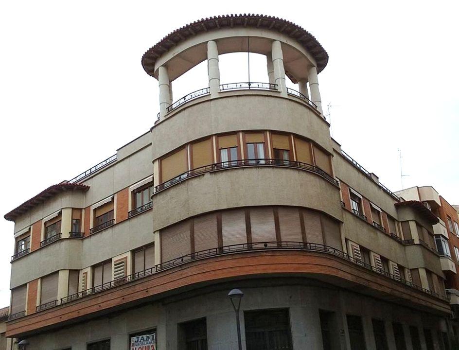 Art Decó y Racionalismo en Castilla La Mancha