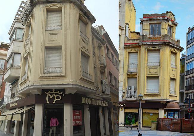 Zigzag Moderne en el Art Decó de Castilla-La Mancha