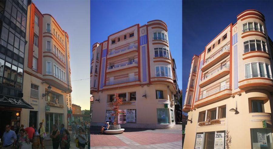 Monumental Art Decó de Soria