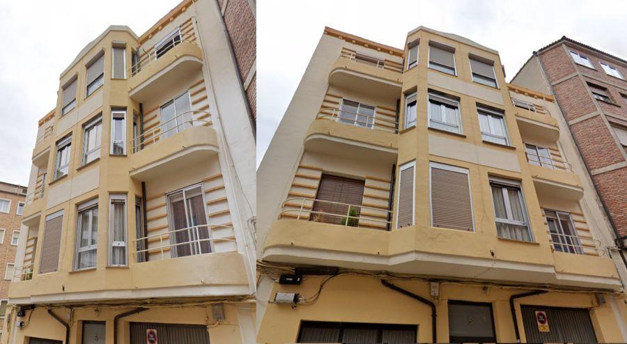 Calle Alberca 5, joya Streamline Moderne del Art Decó de Soria