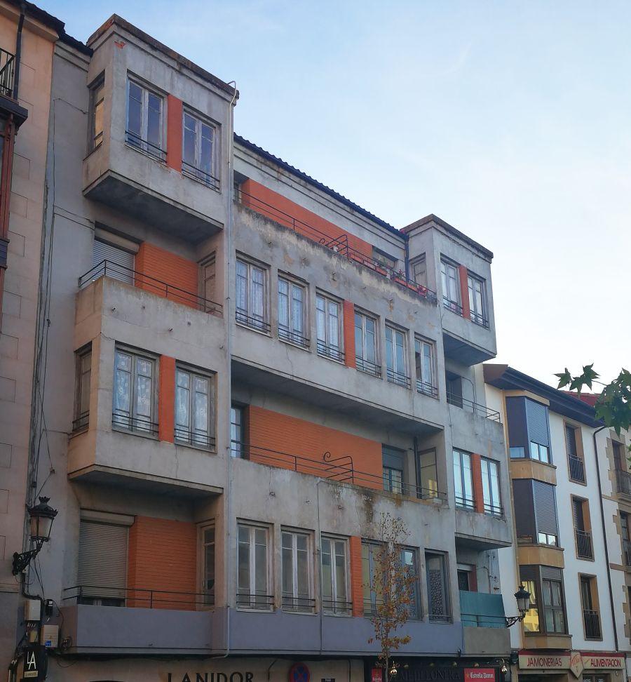 Cubismo Art Decó de Soria