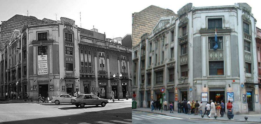 Cines Ideal Bilbao Art Decó