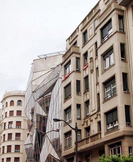 Alameda Recalde 39 Bilbao Art Decó