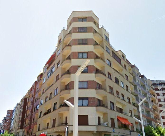 Alameda de San Mamés, 49 con Plaza Indautxu, Bilbao Art Decó