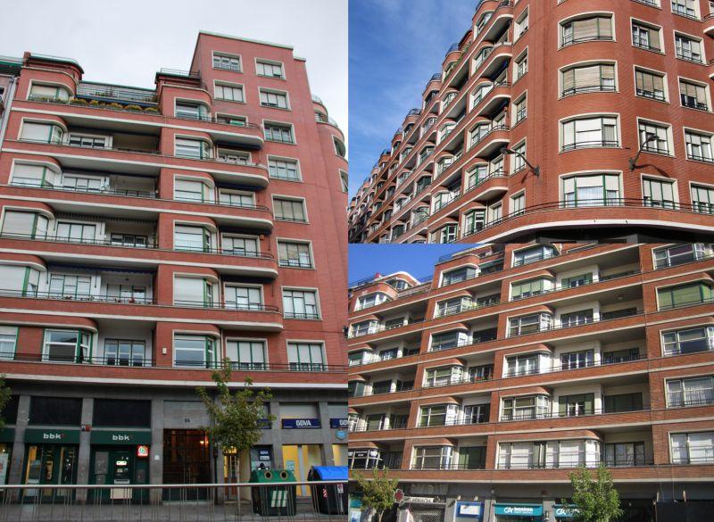 Alameda de Urquijo, 56, 58, 60, 62 y 64