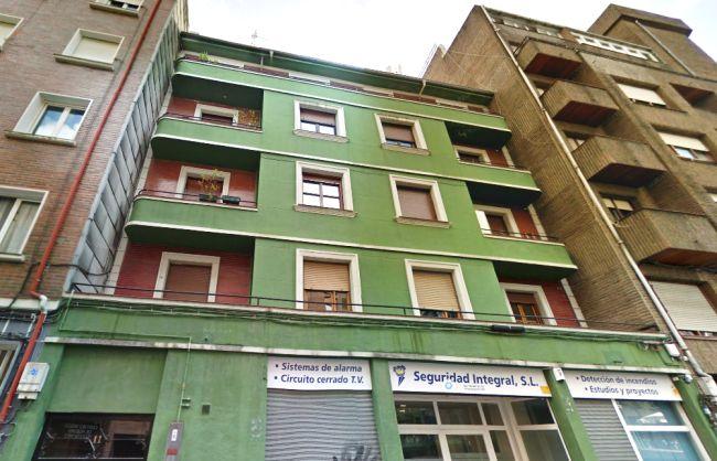 Avenida Zuberoa 11, Bilbao Streamline Moderne