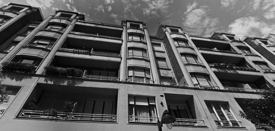 Bilbao Art Decó en la calle Manuel Allende