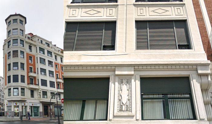 Calle Elcano, 3 y Colón de Larreátegui, 41