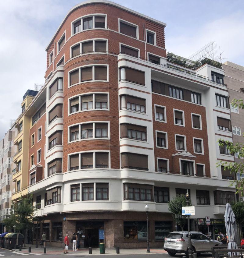 Calle Henao 15, Racionalismo en el ensanche de Bilbao