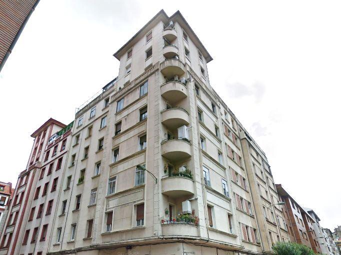 Calle Iturribide 113, Racionalismo Bilbao