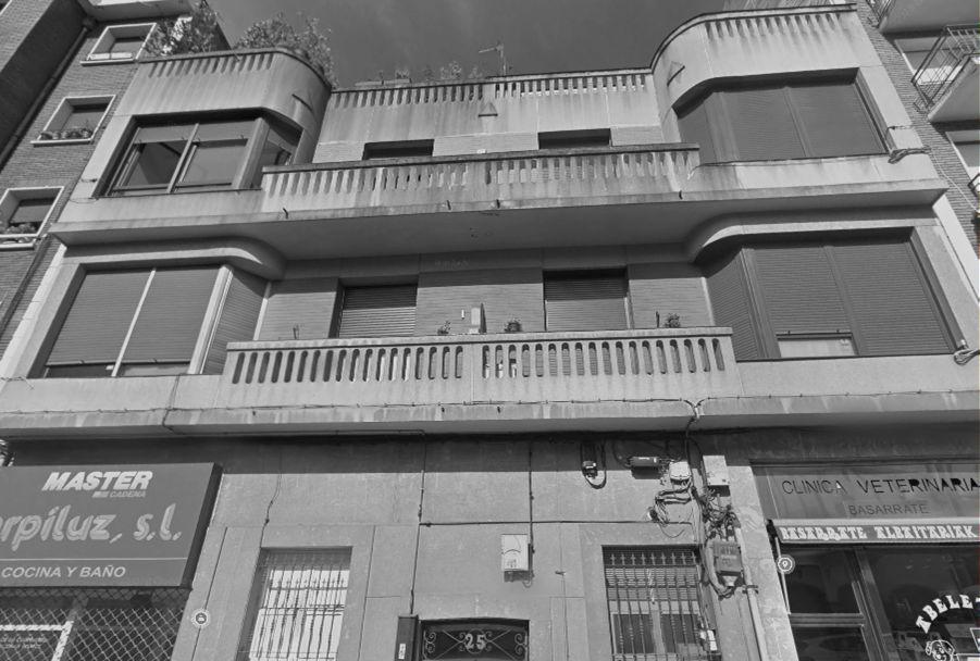 Calle Pintor Losada 25, Bilbao Streamline Moderne